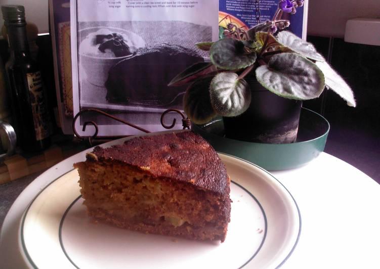 Recipe: Yummy Rhubarb spice cake