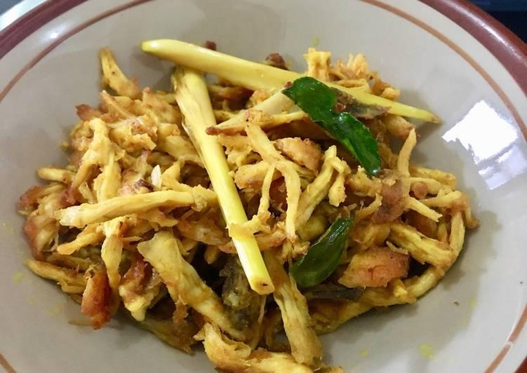 Cara Menyiapkan Ayam Suwir / Ayam Sisit Sederhana, Enak Banget