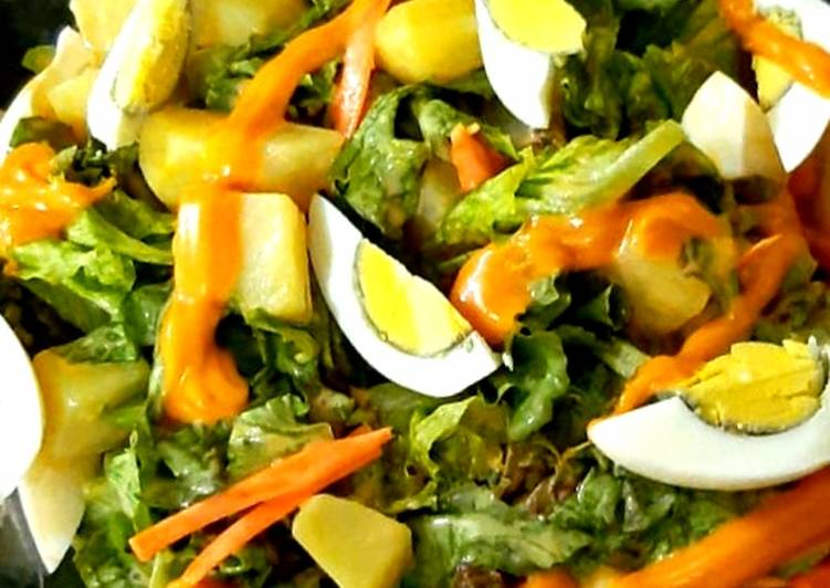 Salad Sayur Simpel 2