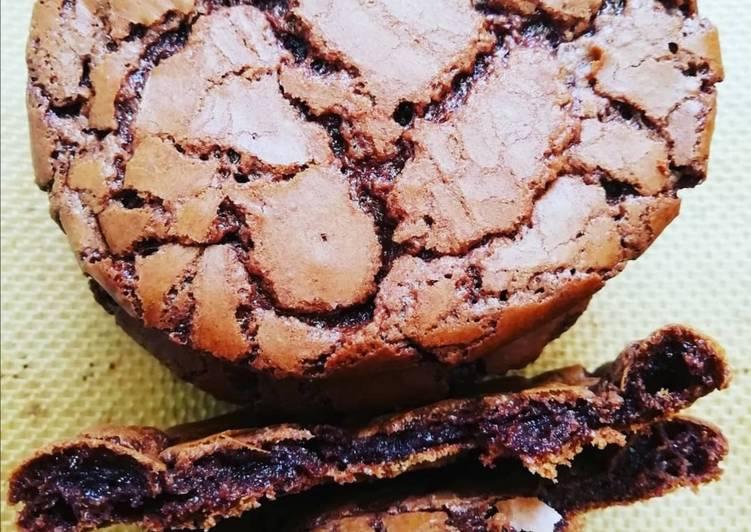 Nos 8 Meilleures Recettes de Cookies nuage aux 2 chocolats