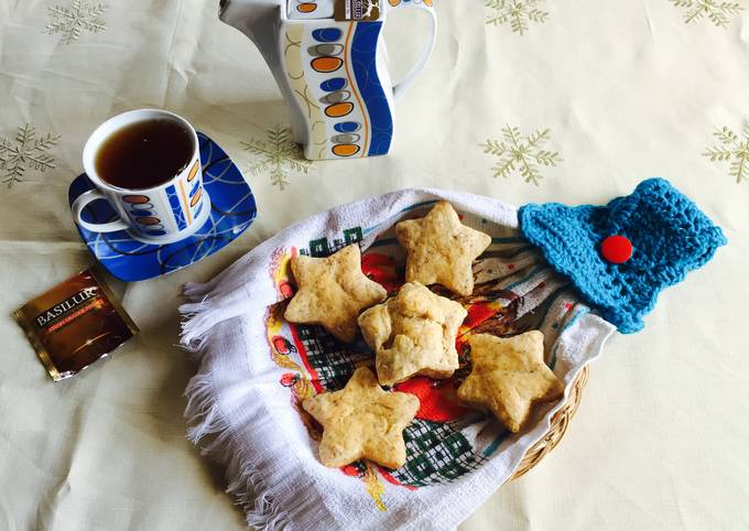 South African Cheese Scones Eggless
