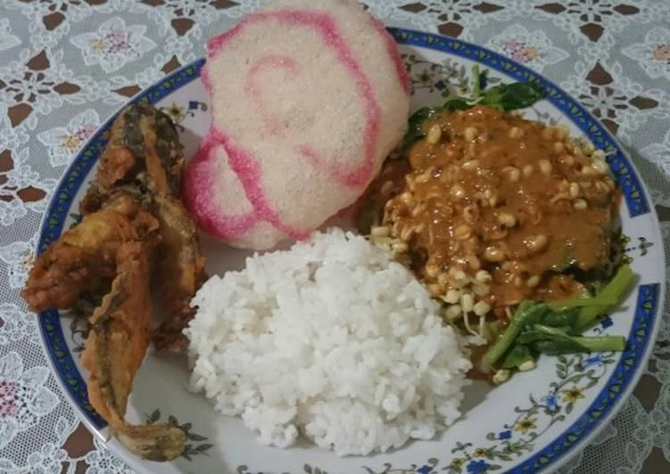 03.Lele terbang bersama nasi pecel (ngawi)