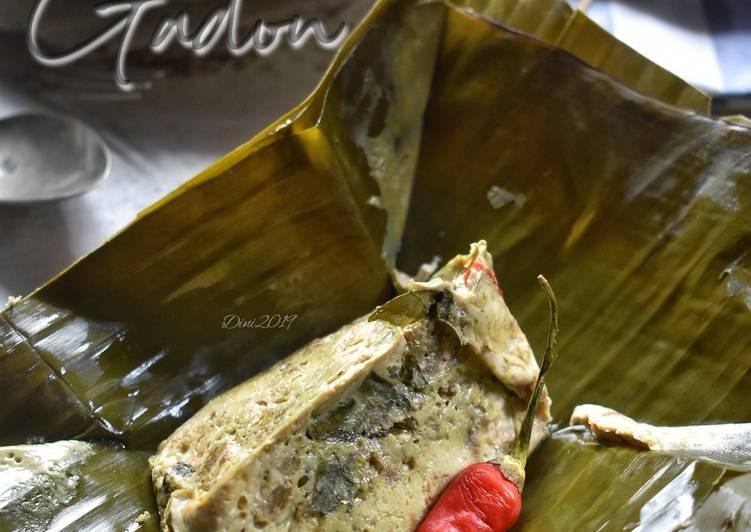 Gadon Daging Tahu