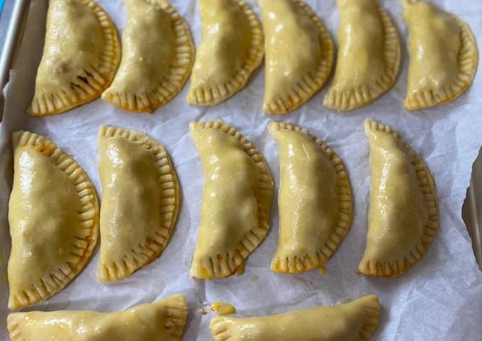 Empanadas (homemade dough)