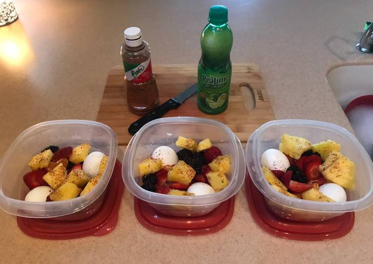 Easiest Way to Prepare Super Quick Homemade Easy Healthy Breakfast Prep