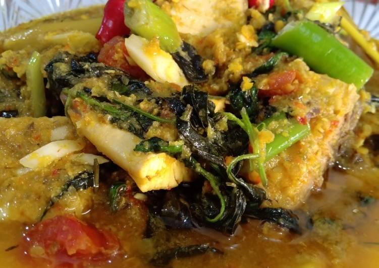 Tongkol masak woku 😋