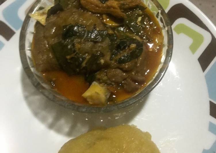 Oha Soup, Help Your Heart with Food