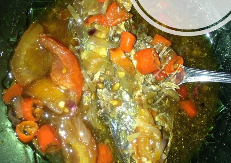 Resep Masakan Rumahan Sederhana Asin Peda Beureum Oleh Farida Cooking Cookpad