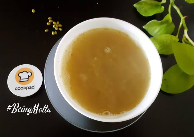 Drumstick-Moong Soup