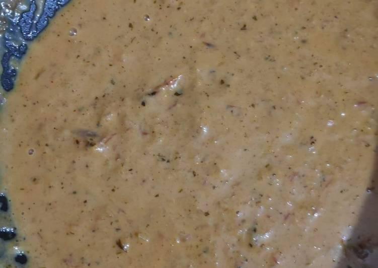Recipe of Perfect White malai Greavy