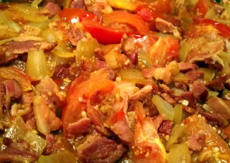 Recipe of Any-night-of-the-week Pasta Amatriciana