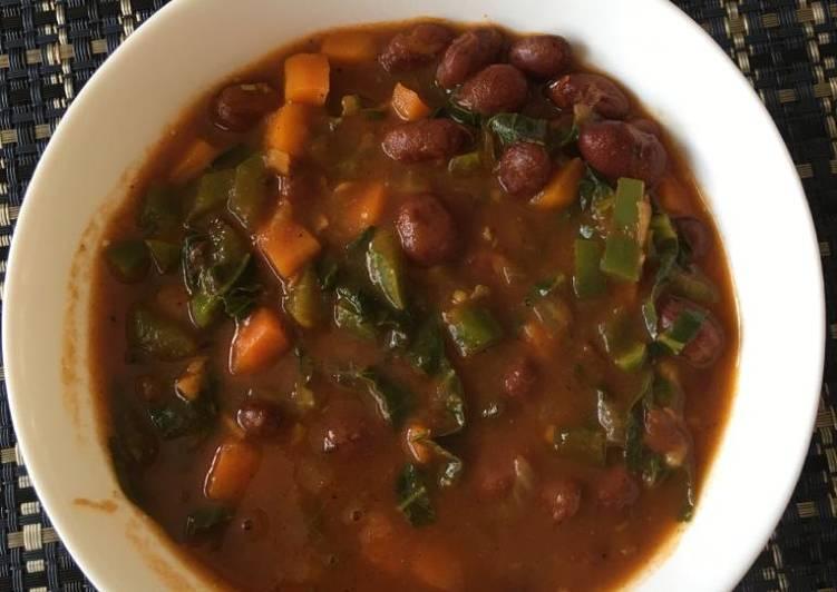 One Simple Word To Beans stew#weekly jikoni challenge