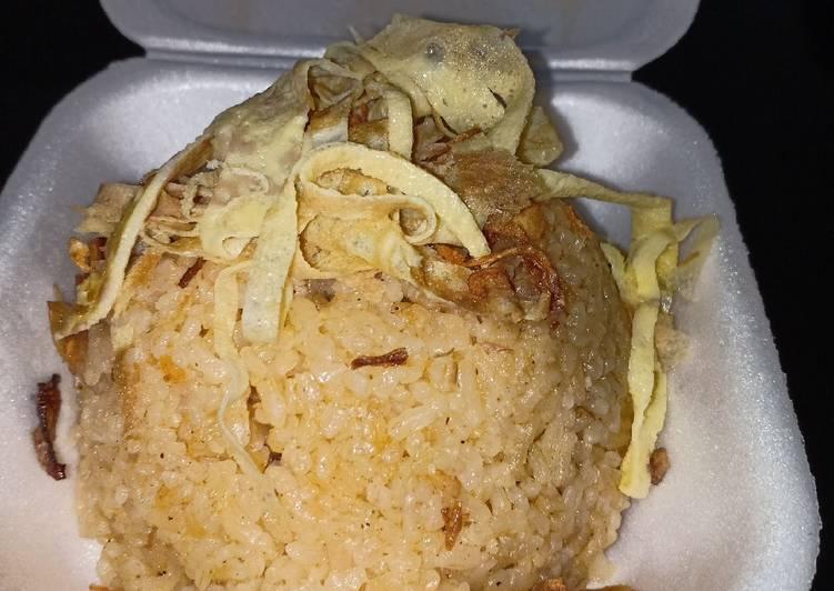 Nasi kebuli merah