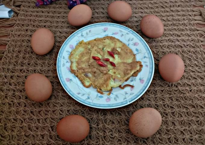 Telur Dadar Minang