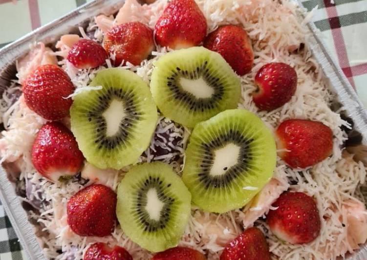 Salad Buah ala pawonakuh - cookandrecipe.com