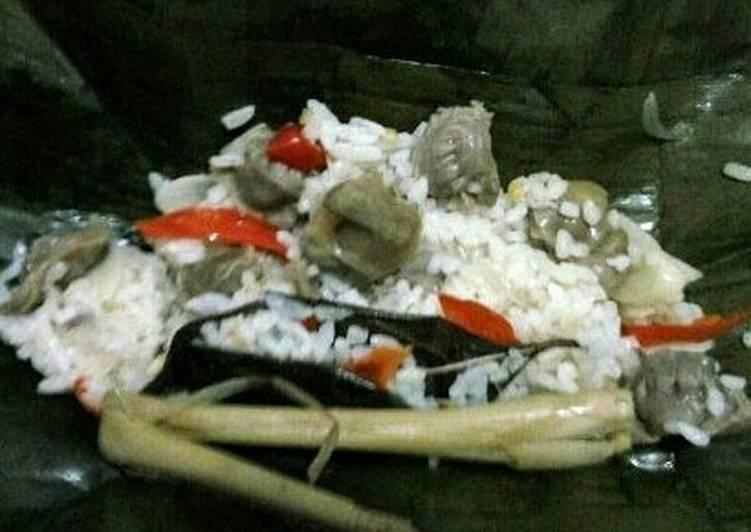 Pais burih khas Banten