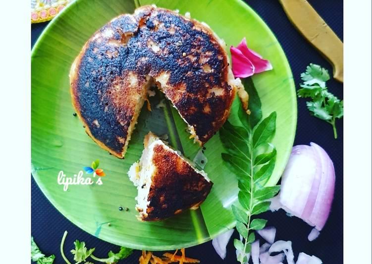 Easiest Way to Prepare Favorite Savoury poda pitha
