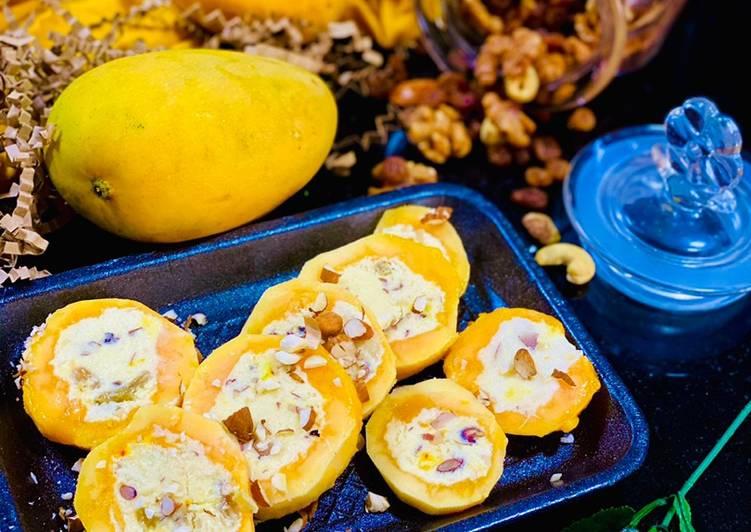 Recipe of Award-winning Mango Kulfi 🥭