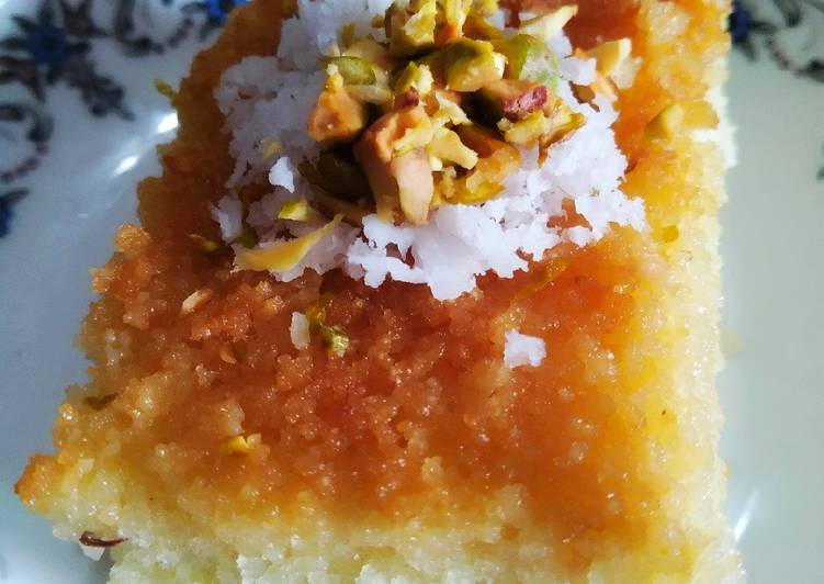 Coconut semolina/basbousa cake, Are Superfoods In truth As High-quality As They're Made Out To Be?