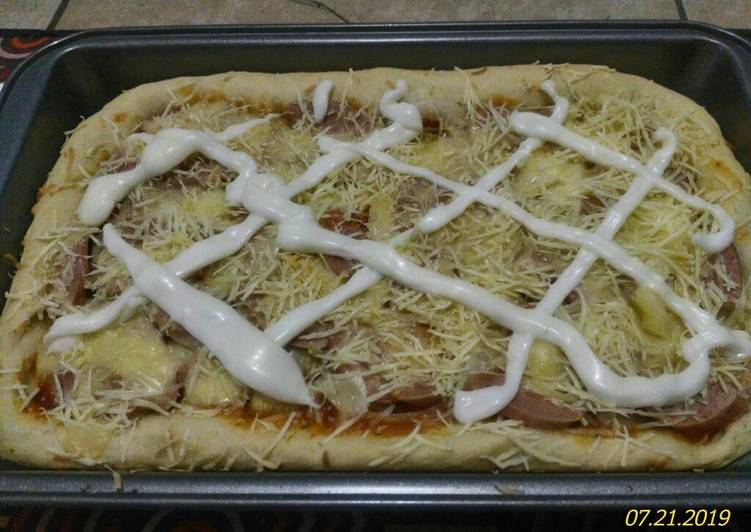 Pizza ala Indy
