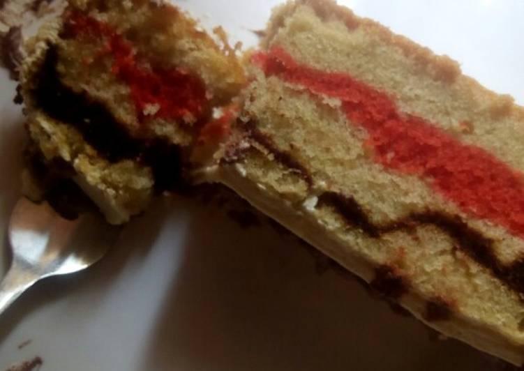 Simple Way to Prepare Award-winning Fluffy Butter Cream Cake