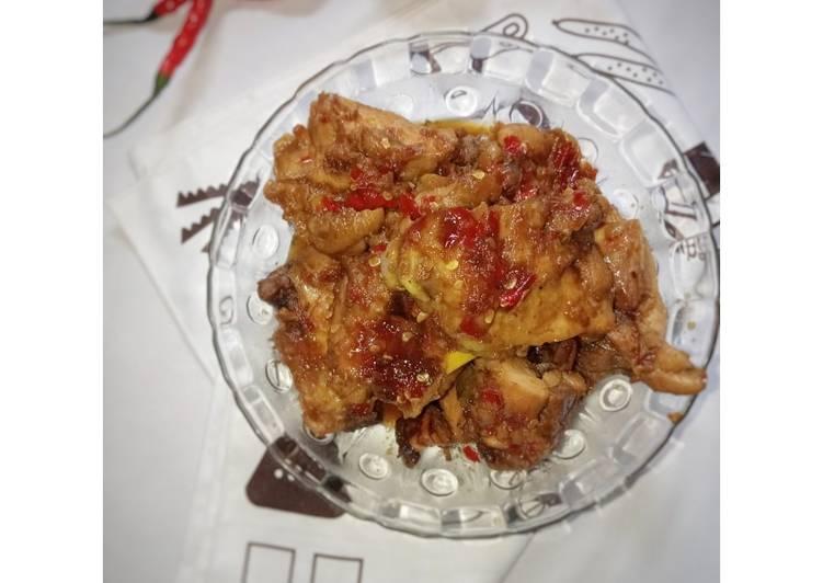 Resep Ayam Rica-Rica Jawa Yang Gampang Pasti Endes