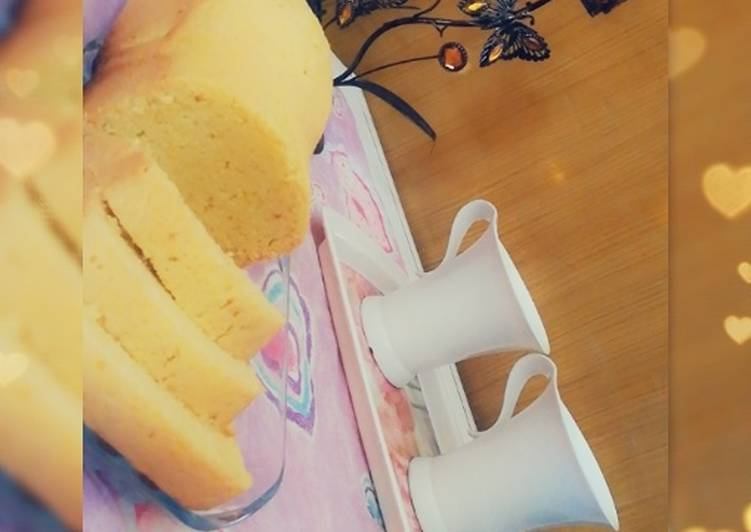 Easiest Way to Prepare Homemade Sponge Cake
