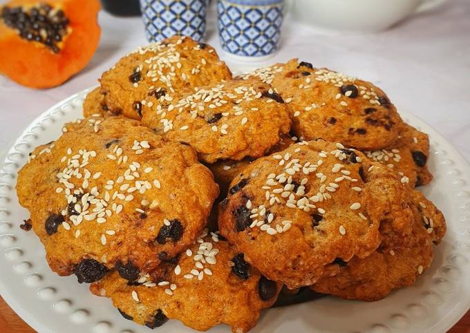 362. Papaya Cinnamon Cookies