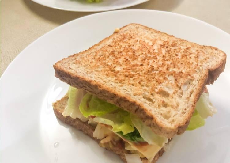 Resep Egg mayo Sandwich ala Subway Bikin Jadi Laper