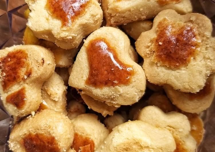 Kue Kacang Anti Gagal
