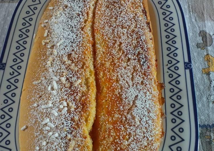 Ricetta Crostata arrotolata🥧
