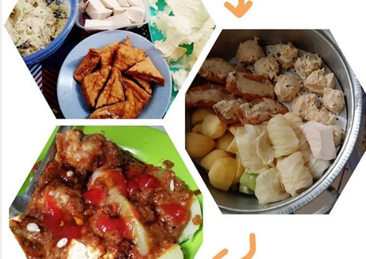 Resep Siomay Bandung Homemade farah quinn