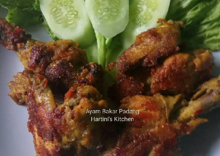 181.Ayam Bakar Padang