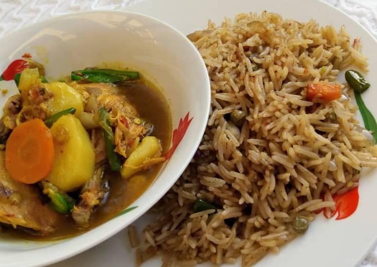 Recipe of Favorite Brown rice