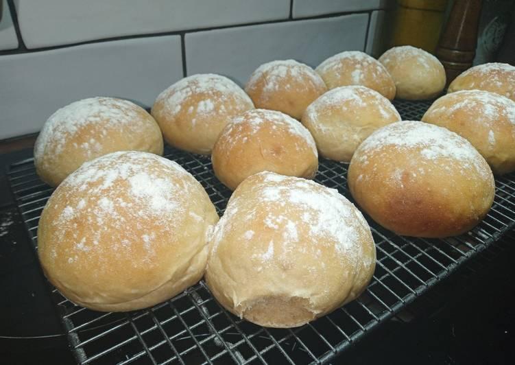 Recipe of Most Popular Floury white buns