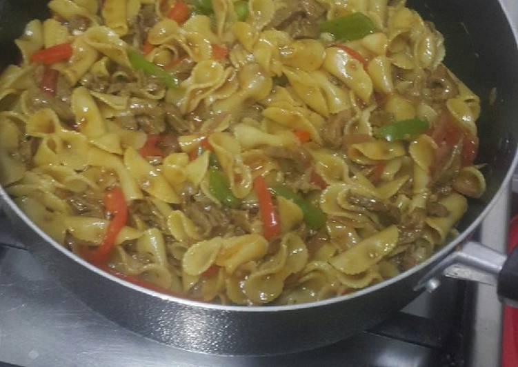 One pot pasta casserole #4weekschallenge.#authors marathon