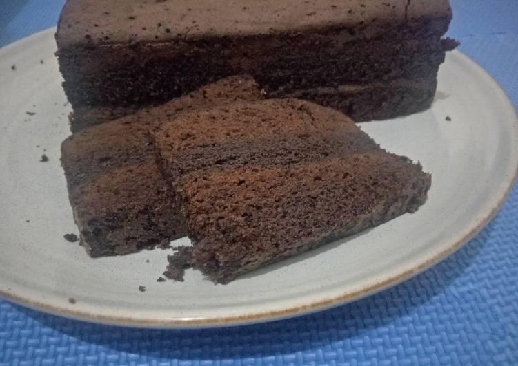 Brownies Amanda Coklat Glaze