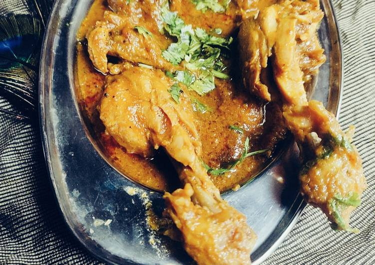 #Chicken Curry