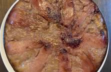 Bánh chuối nướng bằng nồi cơm điện