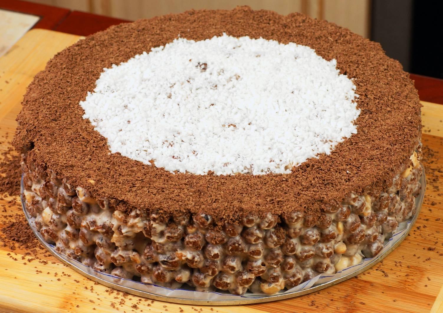 заняла домашний ореховый торт рецепт с фото этого услуга предоставлялась