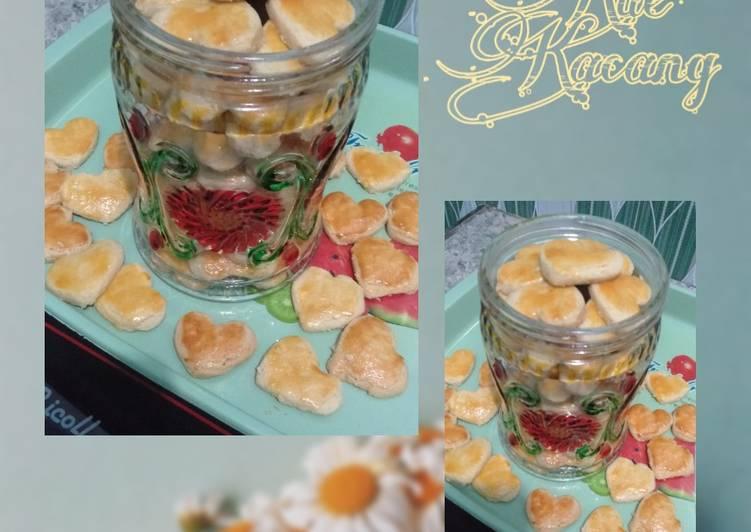 Kue kacang 🥜 - cookandrecipe.com