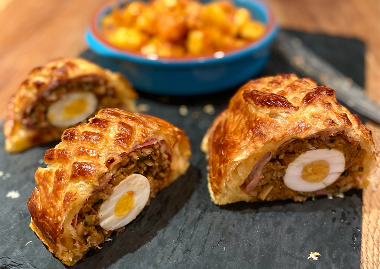What are some Dinner Ideas Favorite Breakfast Wellington