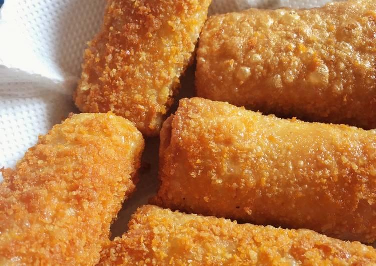 Risol Ayam dan Sayur