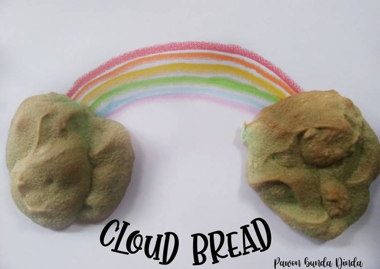Yummy.. yummi.. Cloud bread
