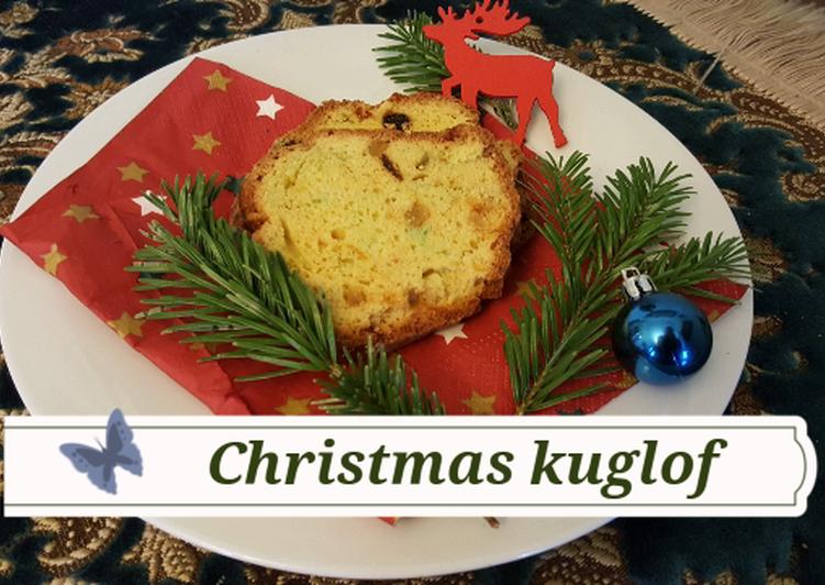 Recipe: Yummy Christmas Gugelhupf!!!