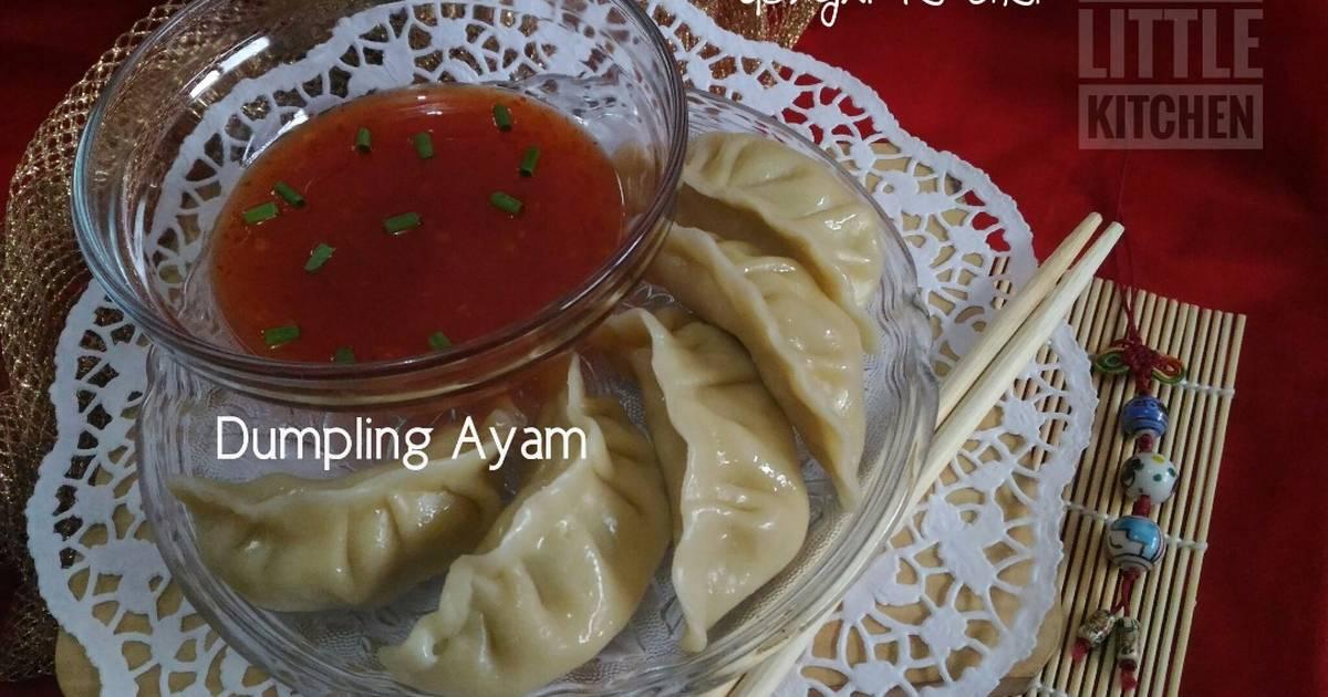 Resep Dumpling Ayam Oleh Michelle Little Kitchen Cookpad