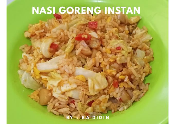 Nasi Goreng Instan