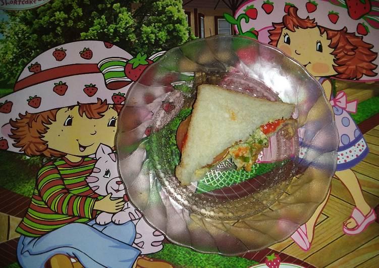 Resep Sandwich ala-ala Paling dicari
