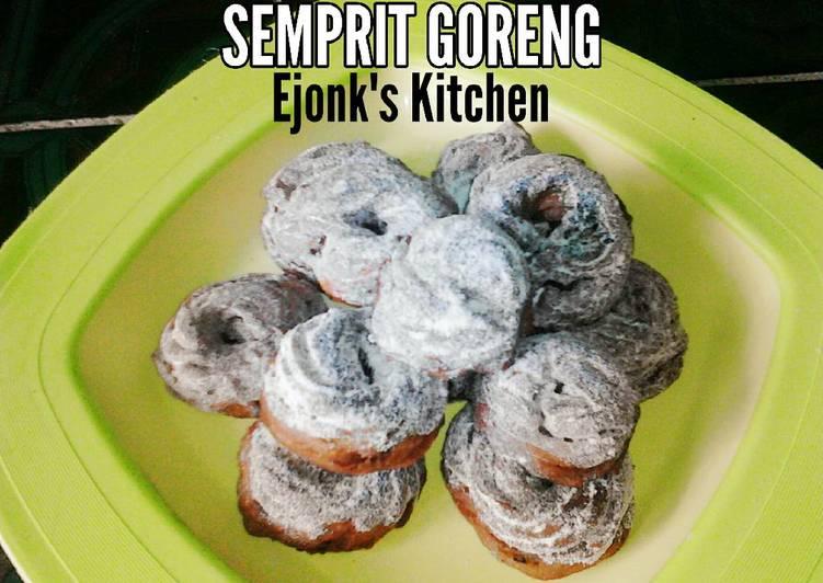 Semprit Goreng - cookandrecipe.com