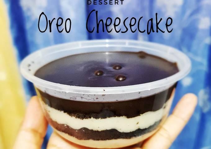 resep dessert box oreo cheese Resep Dessert box Oreo Cheesecake oleh Dapur Mama Varo - Cookpad